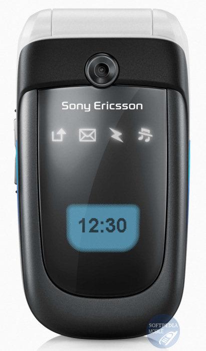 Sony-ericsson z310.